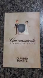 Livro Um Casamento à Prova de Balas