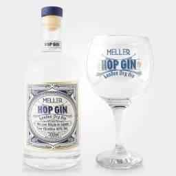 Meller Hop Gin + Taça personalizada