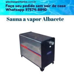 Sauna a vapor, Gerador De Vapor 4 a 6m³ 4KW Bif 220V para sauna ? Albacete