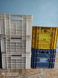 Caixa plástica tipo Ceasa