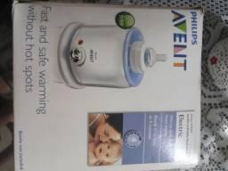 Philips avent aquecedor de mamadeira