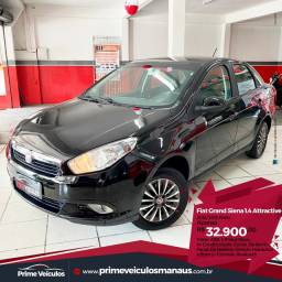 Fiat grand siena 1.4 attractive 2013