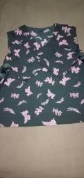 Blusa da loja Marisa...R$30,00