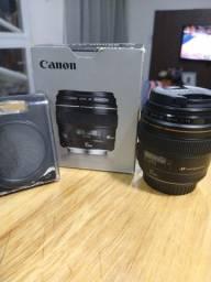 Lente Canon 85mm 1.8 Ótimo estado