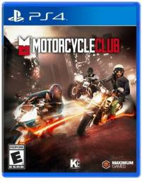 MotorcycleClub PS4