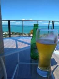 Réveillon ou férias TOP Vista mar de Maceió. Apto entre praias Pajuçara e Ponta Verde.