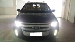Ford edge 2013 limited 4wd blindada top de linha extra