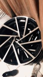 Vendo roda aro 18 do golf r-seven