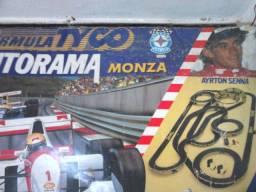 Autorama monza da estrela Ayrton Senna