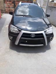 Toyota Etios cross 2015/1016.