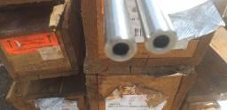 Tubo tipo roletes de Aço retificado