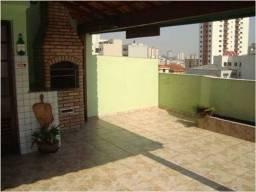 Alugo Cobertura 4 Dormitórios 1 Suite 2 Vagas Bairro Barcelona São Caetano do Sul - SP