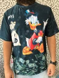 Camiseta Maloka Tio Patinhas