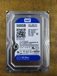 HD westerdigital 500gb