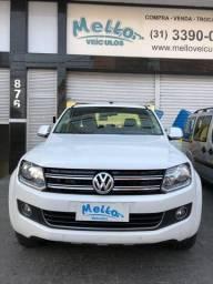 VW Amarok HIGHLINE 2016 automática
