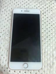 IPhone 8 plus, 64 gigas, funcionando tudo Normal