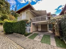 Casa de condomínio à venda com 3 dormitórios em Nogueira, Petrópolis cod:789