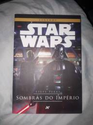 Star wars sombras do império livro legends novo