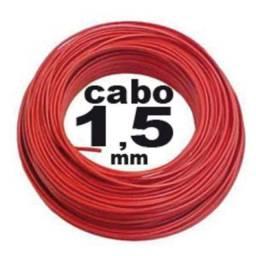 Cabos 1,5mm Flexível