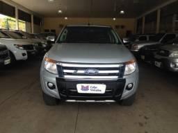 Ford ranger 2013 3.2 xlt 4x4 cd 20v diesel 4p automÁtico