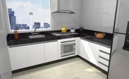 Cozinha armário Planejado 100% MDF. S/ a pedra. Móveis Planejados