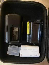 Sony Action Cam + Acessorios