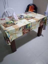 Vende-se 1 mesa angelim pedra 1,40x80
