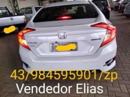 Honda Civic ano 2018 turbo