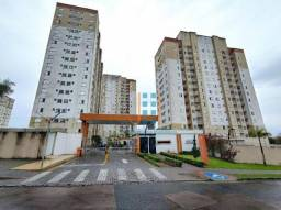 Apartamento semi mobiliado no Residencial Allegro no Pinheirinho
