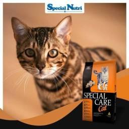 Ração special care cat 25kg