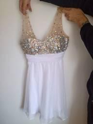 Vestido de festa reveillon