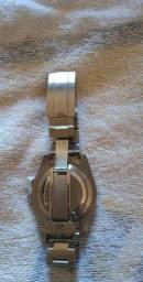 Vendo um relógio relex na cor Prata ,1200