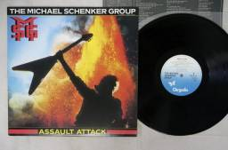 MSG - Assault Attack - LP Vinil - Schenker - UFO