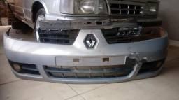 Usado, Vendo para-choque dianteiro do Renault Clio,farou e lanterna traseira comprar usado  Valparaíso de Goiás