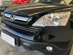 Honda CR-V EXL 4WD ano 2007 top de linha !!!
