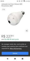 câmera 380 pro via Wi-Fi