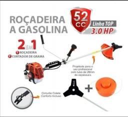 Roçadeira Yamasaki Á Gasolina Ry 52cc 3hp<br><br>