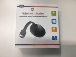 Easycast - espelha o celular na TV - Plenus Informática