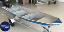 Barco Semi Chata 5 Metros - Pronta Entrega