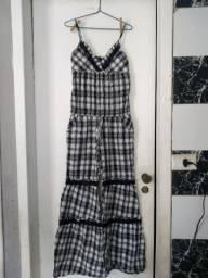 Macacão pantalona p $15
