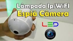 Lampada camera espia- entrega e configuração gratis