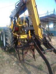 Carregadeira mf 290