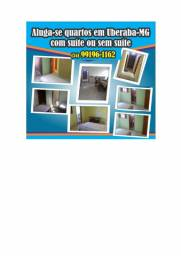 Aluga se quartos em Uberaba mg bairro Olinda a partir de R$300,00 mensais