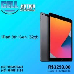 IPad 8th Gen. 32GB ! Promoção!