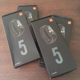 SmartBand Xiaomi Mi Band 5 Original e Lacrada