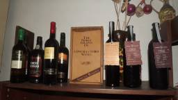 Coleção de vinhos raros