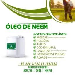 Óleo vegetal de neem