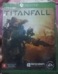 Jogo xbox one titanfall