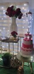 Locação de itens de festas e casamentos