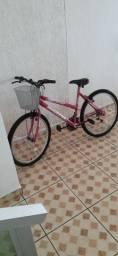 Bike novinha aro 26